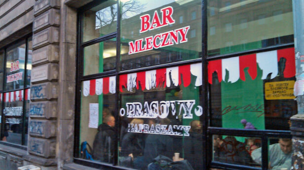 Bar Prasowy Tomasz Zieliński /tvnwarszawa.pl