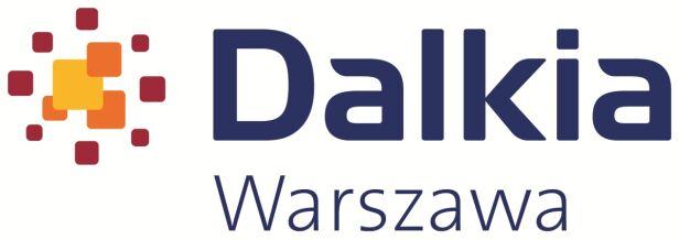 Nowe logo ciepłowniczej spółki - oddział Warszawa materiały prasowe