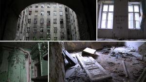 """Pałacowa kamienica zmieniona w """"szare pudło"""". Tak wygląda """"Pekin"""" od środka"""