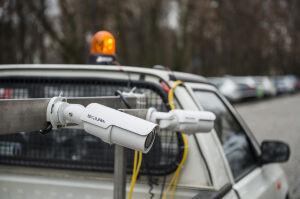 Auto z kamerą sprawdzi, czy zapłaciłeś za parkowanie