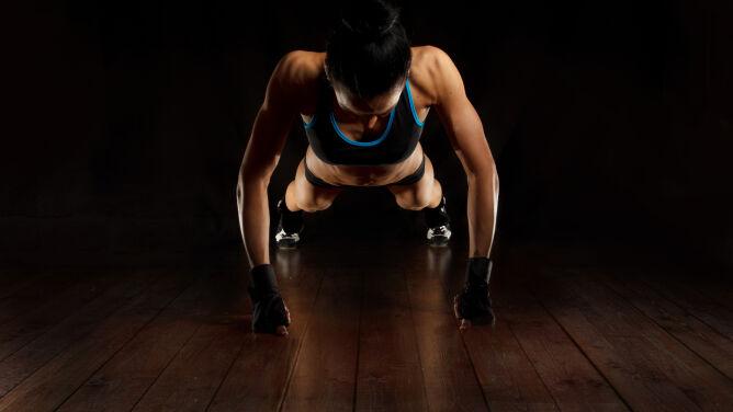 Tabata - trening dla zapracowanych. Krótki, a daje efekt!