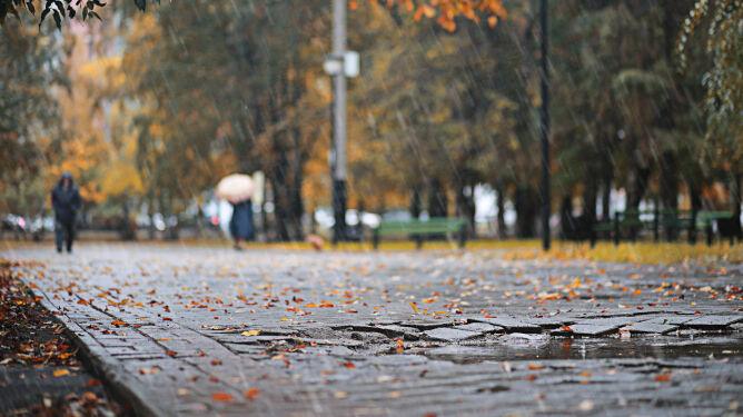 Pogoda na 5 dni: przelotny deszcz i nie więcej niż 19 stopni
