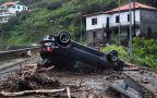 Zniszczenia po ulewach na Maderze