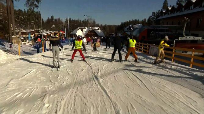 Chcesz jeździć na nartach, a nigdy tego nie robiłeś? Jedź do Karpacza